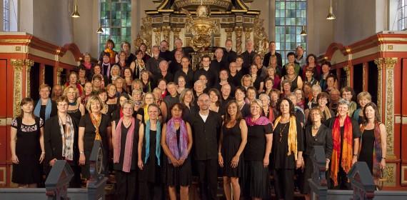 Band: Gospelchor der Schloßkirche Ahrensburg