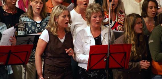 Band: Gospelchor der Kirchengemeinde Niebüll