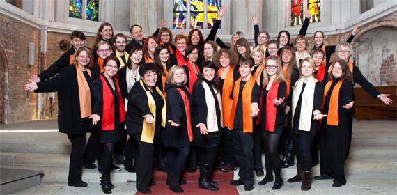 Band: Gospelchor der Jugendkirche Rostock