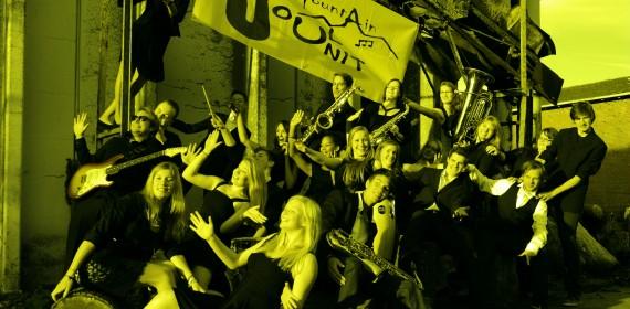 Band: Mountain Soul Unit