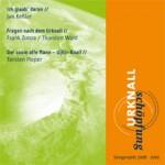 CD-Cover: Urknall Schöpfung