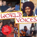 CD-Cover: World Voices